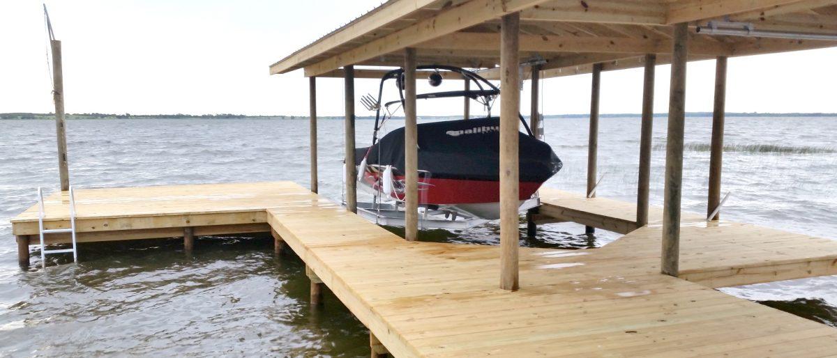 Permalink to: Docks & Decks